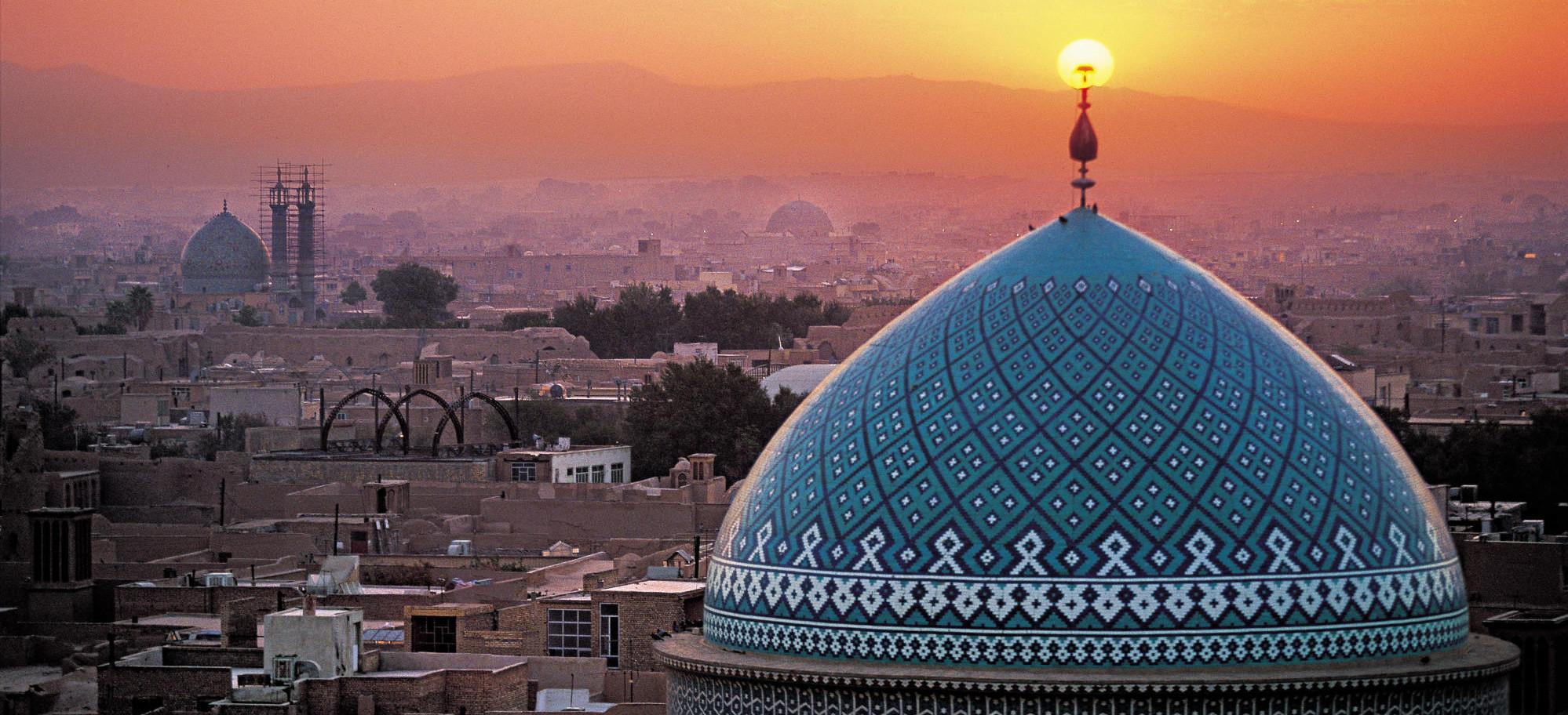 Zo ziet daten in Iran eruit
