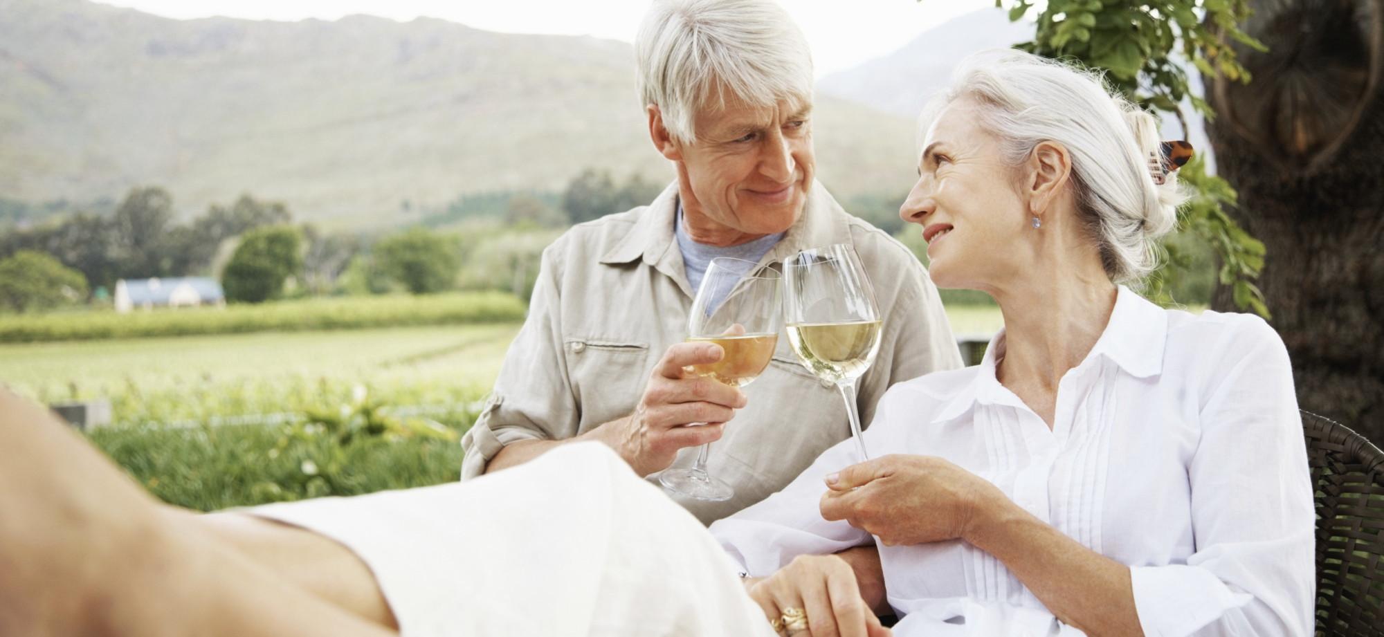 Online dating voor ouderen